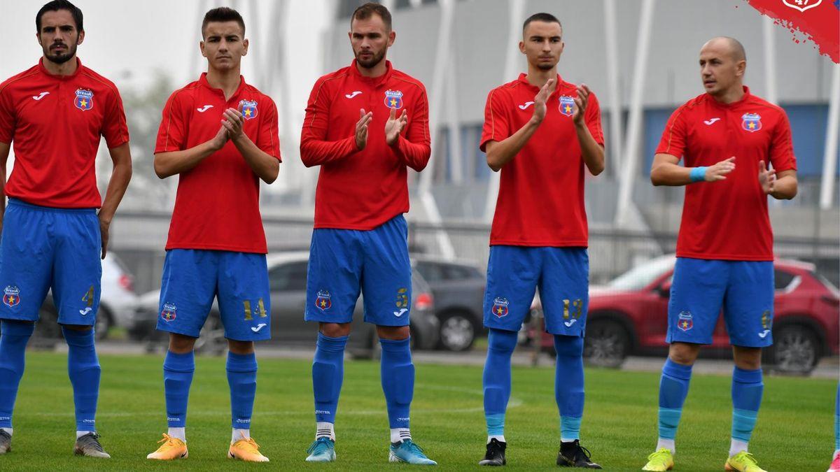 CSA Steaua București. Sursă: as47 Facebook