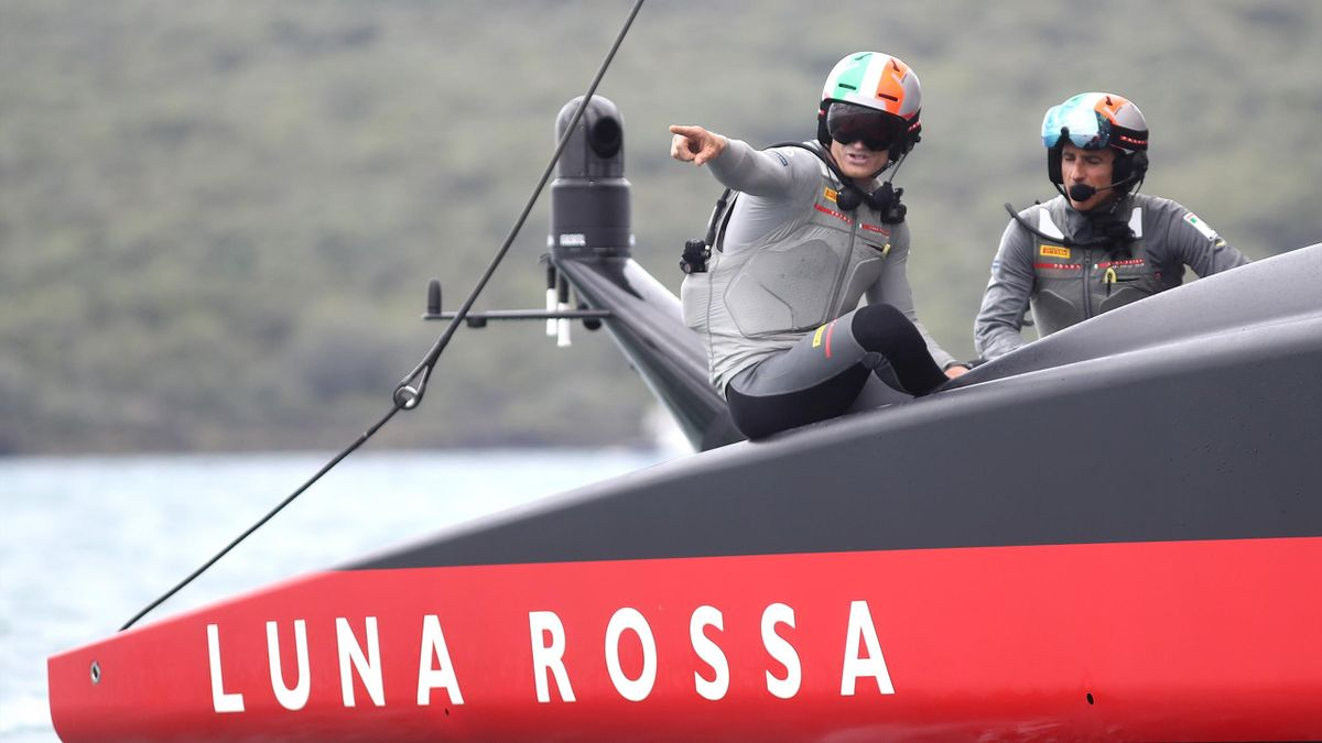 James Spithill (Luna Rossa)