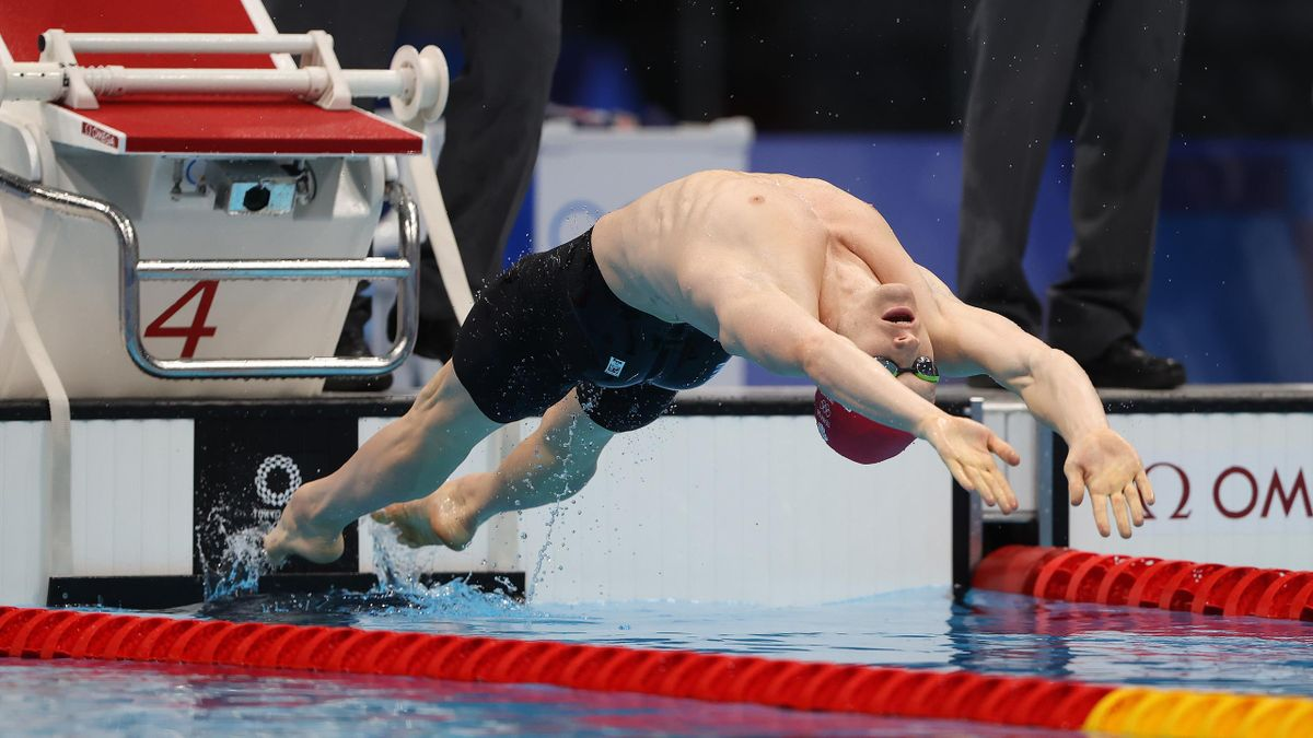 'He is coming back strongly' – Greenbank powers to bronze in backstroke