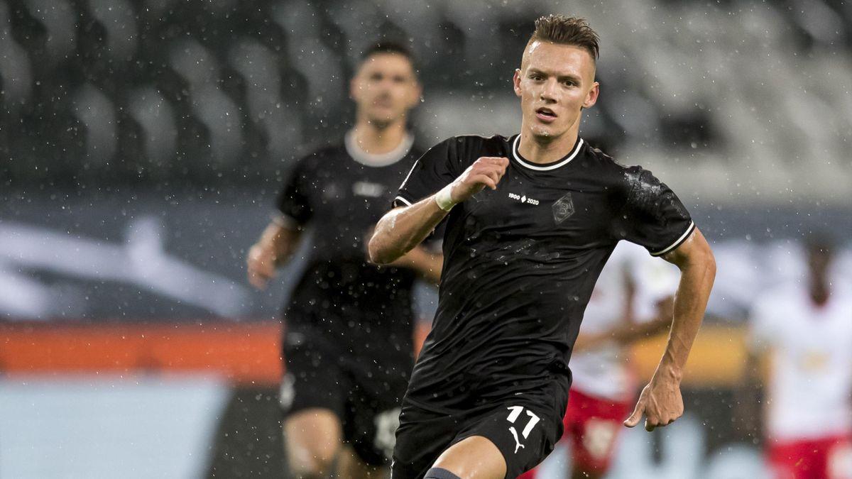 Hannes Wolf, Borussia Mönchengladbach