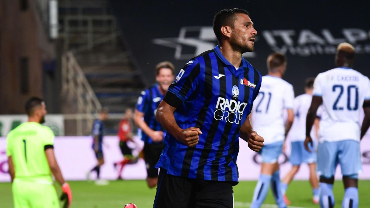 Serie A   Atalanta - Lazio 3-2