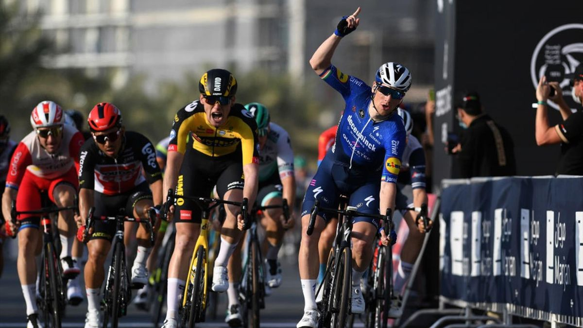 Sam Bennett - UAE Tour 2021, stage 4 - Getty Images