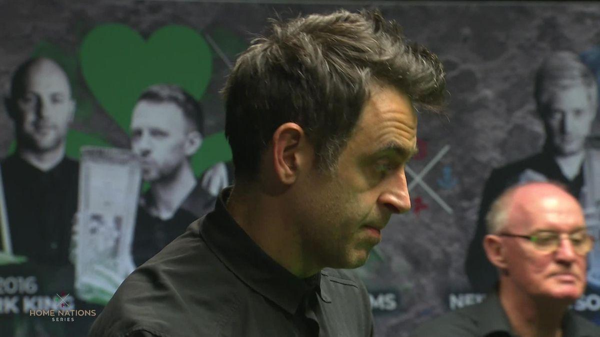 O'Sullivan makes century v Un-Nooh