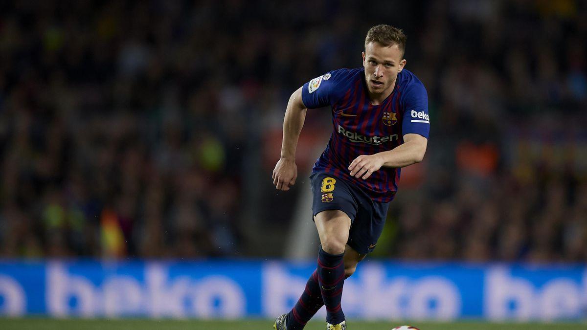 Arthur și-ar fi dat acordul să plece de la Barcelona la Juventus