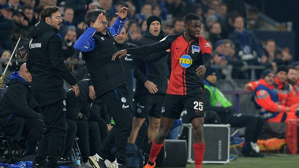 Schalke 04 - Hertha BSC