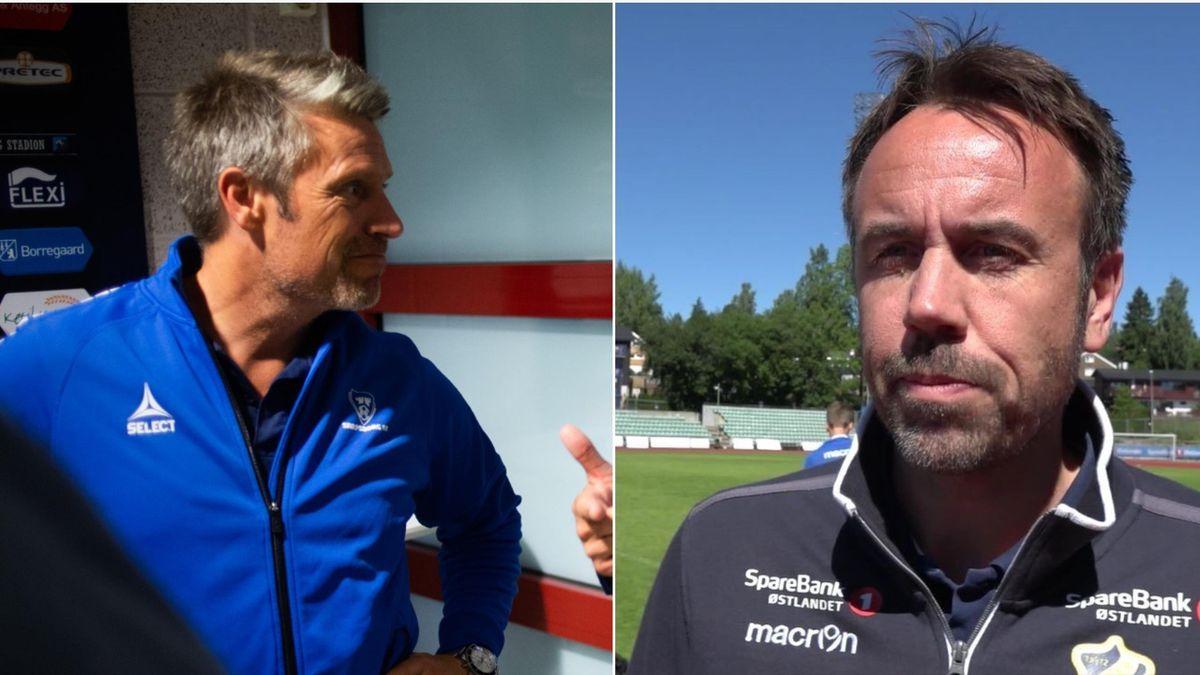 Sportssjef i Sarpsborg 08 og daglig leder i Stabæk Jon Tunold.