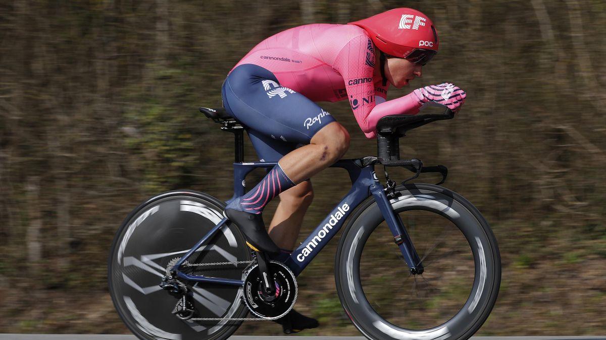 Stefan Bissegger a câștigat etapa de contratimp din Paris-Nice
