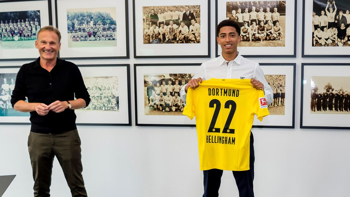 BVB holt Top-Talent Jude Bellingham