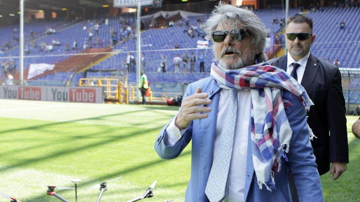 Ferrero Sampdoria 2016 - LaPresse
