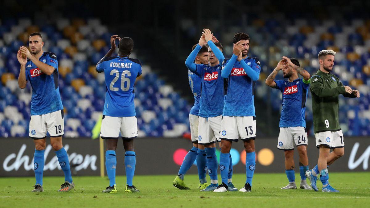 Napoli-Salisburgo - Champions League 2019/2020 - Getty Images