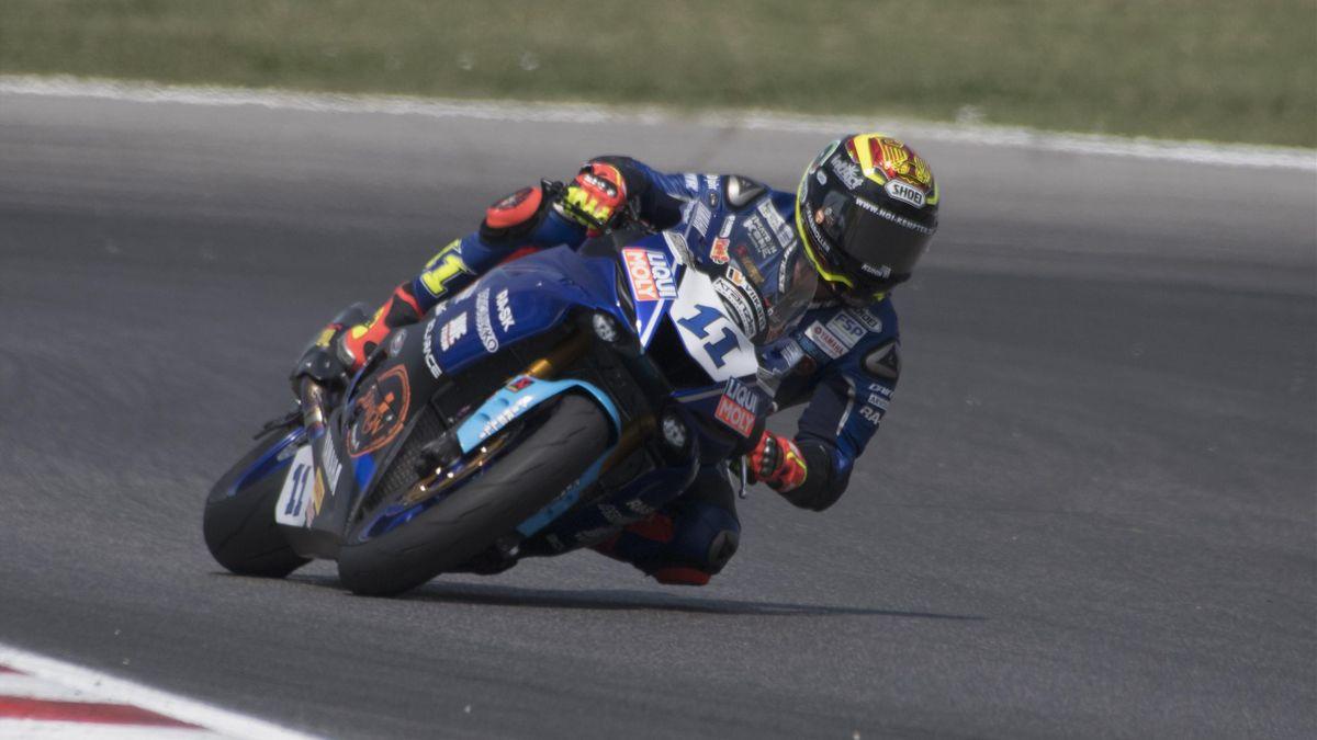 Sandro Cortese wird erstmals Supersport-Weltmeister