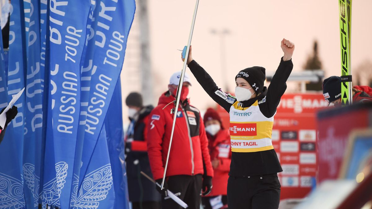 Ника Крижнар, Словения, этап Кубка мира в Нижнем Тагиле