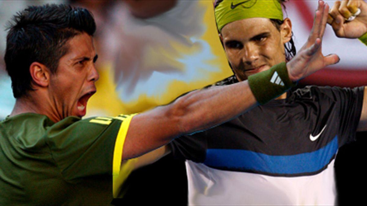 #MeciuriMemorabile Australian Open: Nadal - Verdasco, 2009