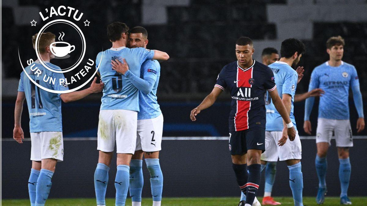 Paris Saint-Germain - Manchester City - Ligue des champions