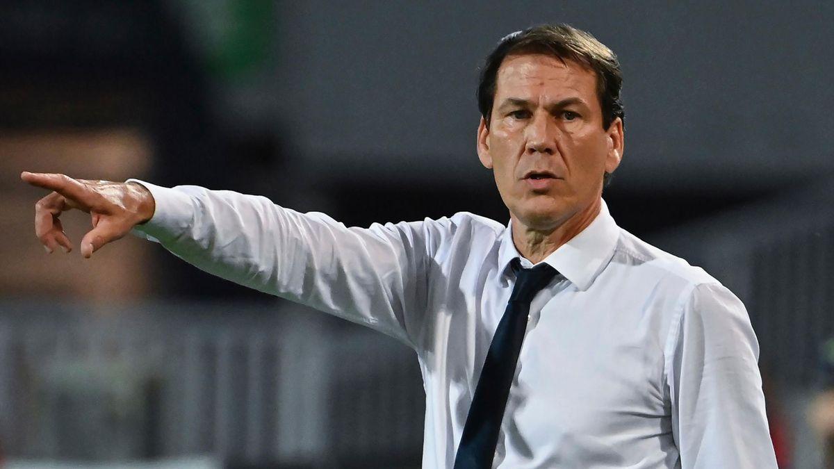 Rudi Garcia (OL) / Ligue 1