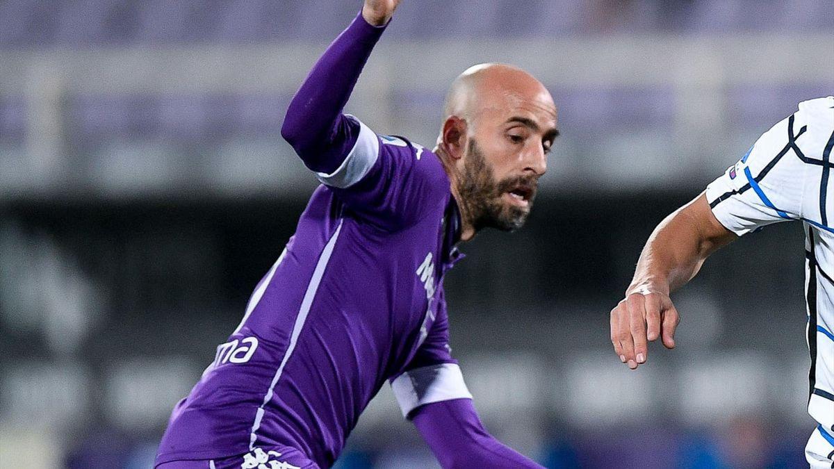 Borja Valero, Fiorentina 2020-2021 (Getty Images)