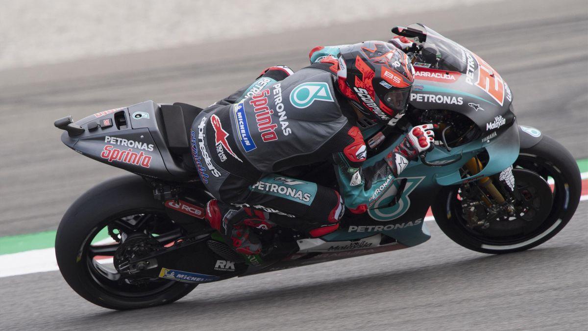 Fabio Quartararo (Yamaha SRT) - GP of Netherlands 2019