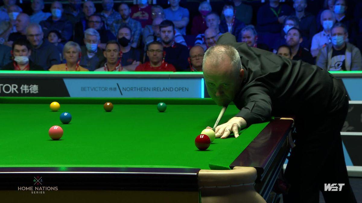 Northern Ireland Open | Higgins houdt Brecel onder de duim met century's