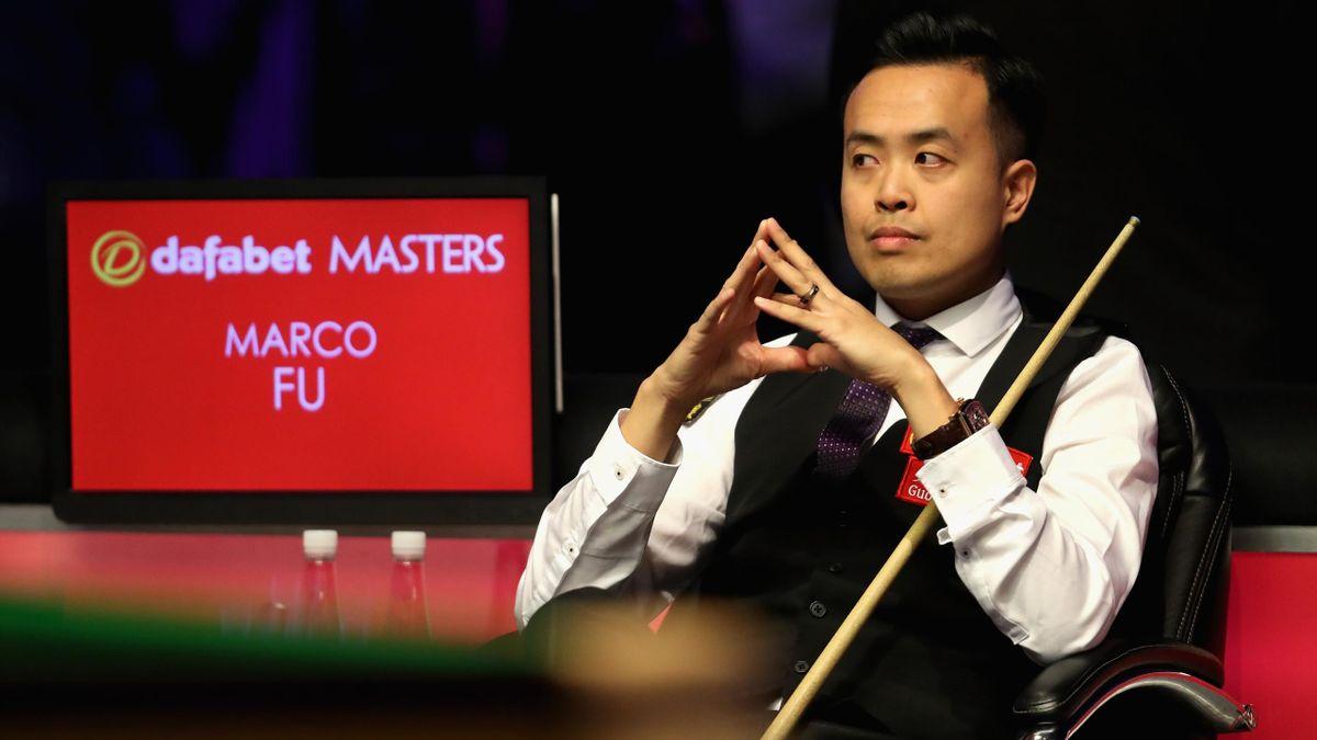 Marco Fu of Hong Kong.