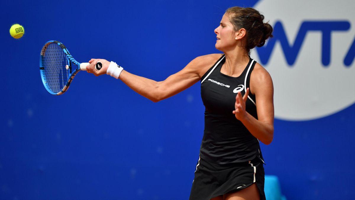 Julia Görges steht in New Haven im Halbfinale