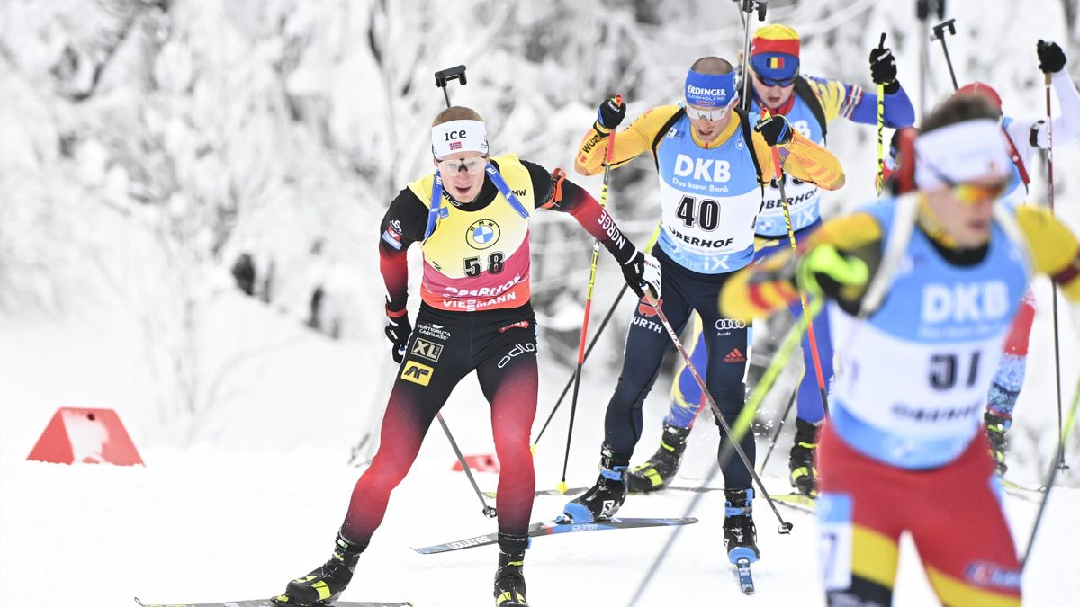 Der Biathlon-Weltcup in Oberhof
