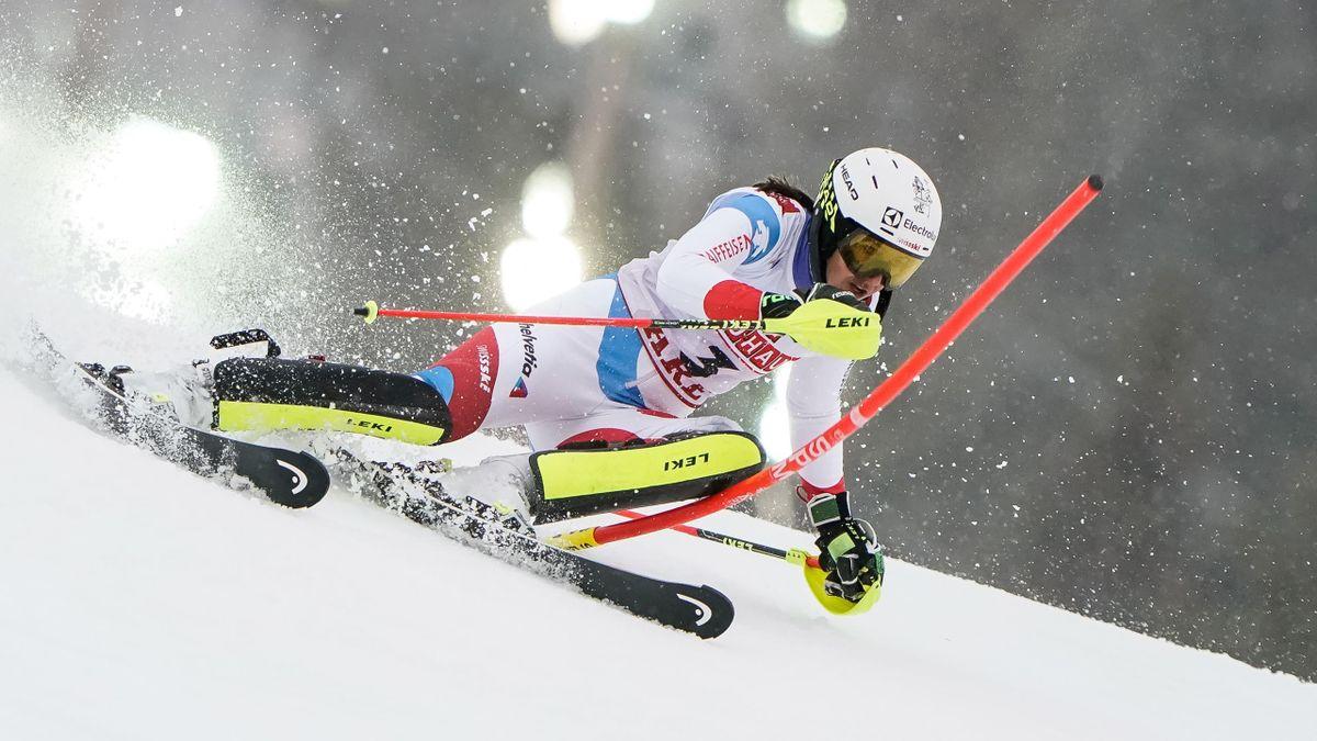 Wendy Holdener bei der Ski-WM