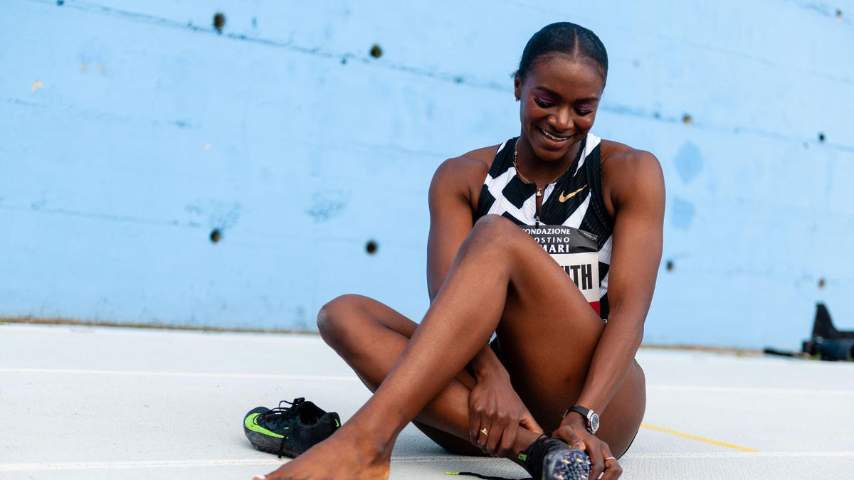 Dina Asher-Smith faces a big test in Gateshead