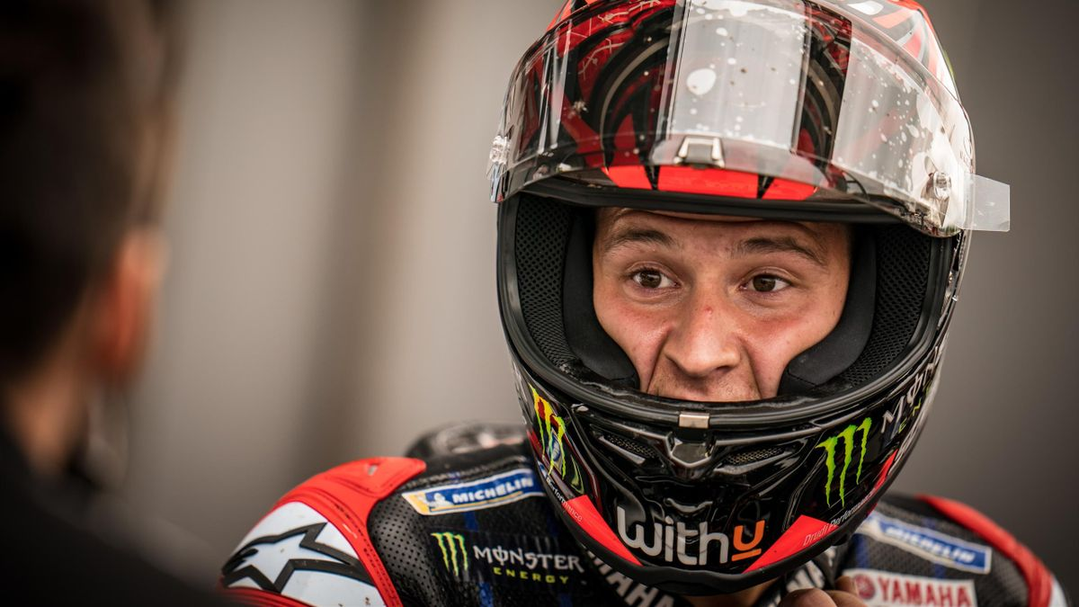 Fabio Quartararo au GP d'Italie 2021