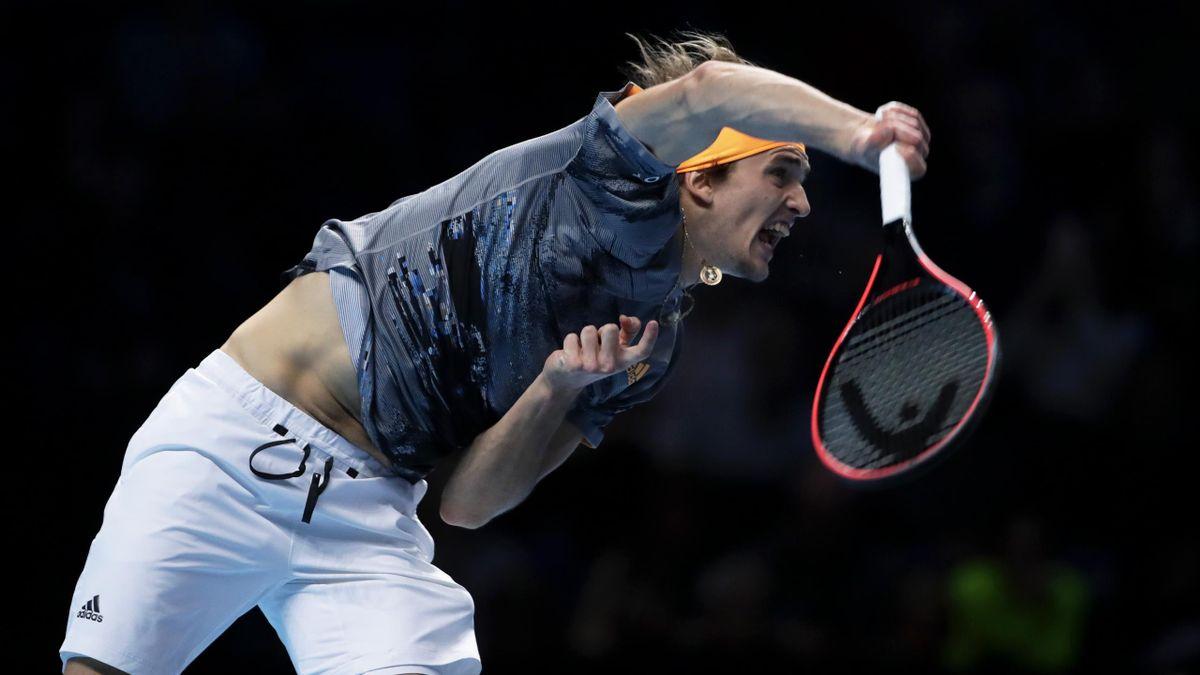 Alexander Zverev (ATP Finals 2019)