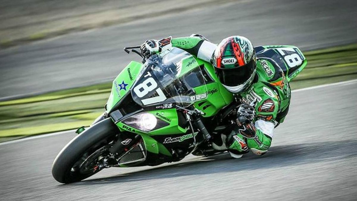 Team Green Kawasaki - 8 Hours of Suzuka 2015
