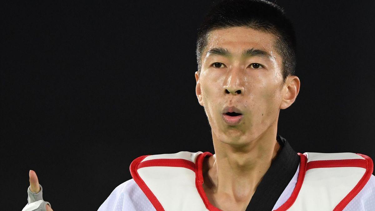 Zhao Shuai gewinnt Gold in Rio.