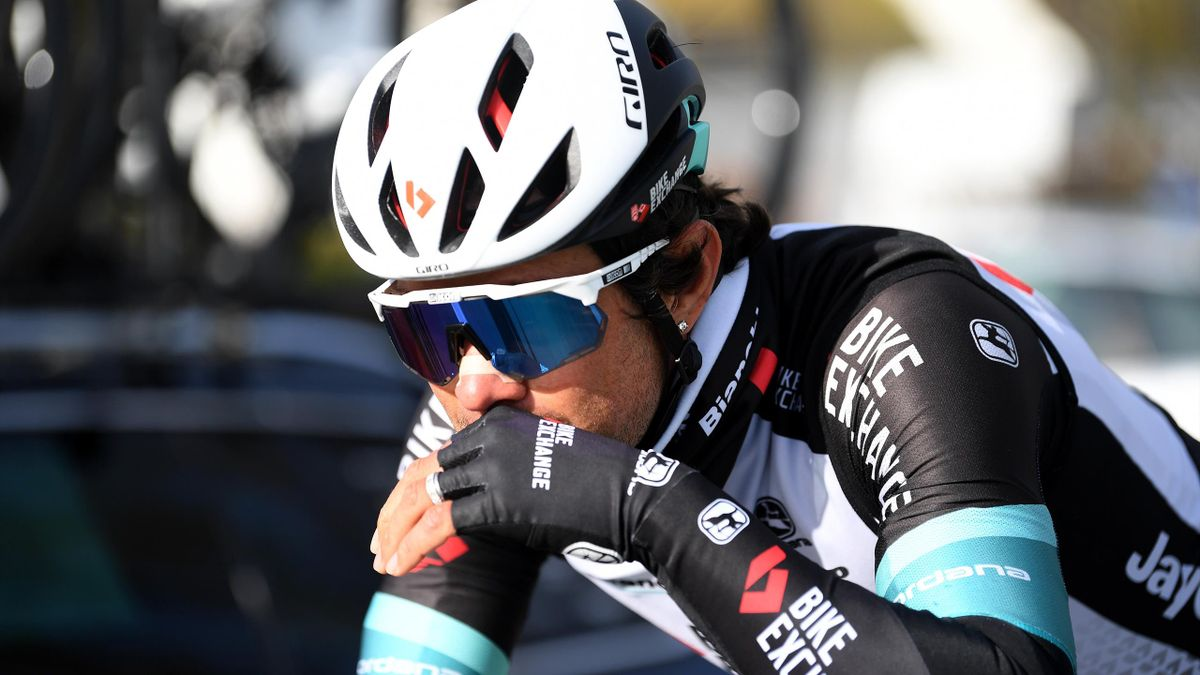 Michael Matthews says cycling has become more physically tough