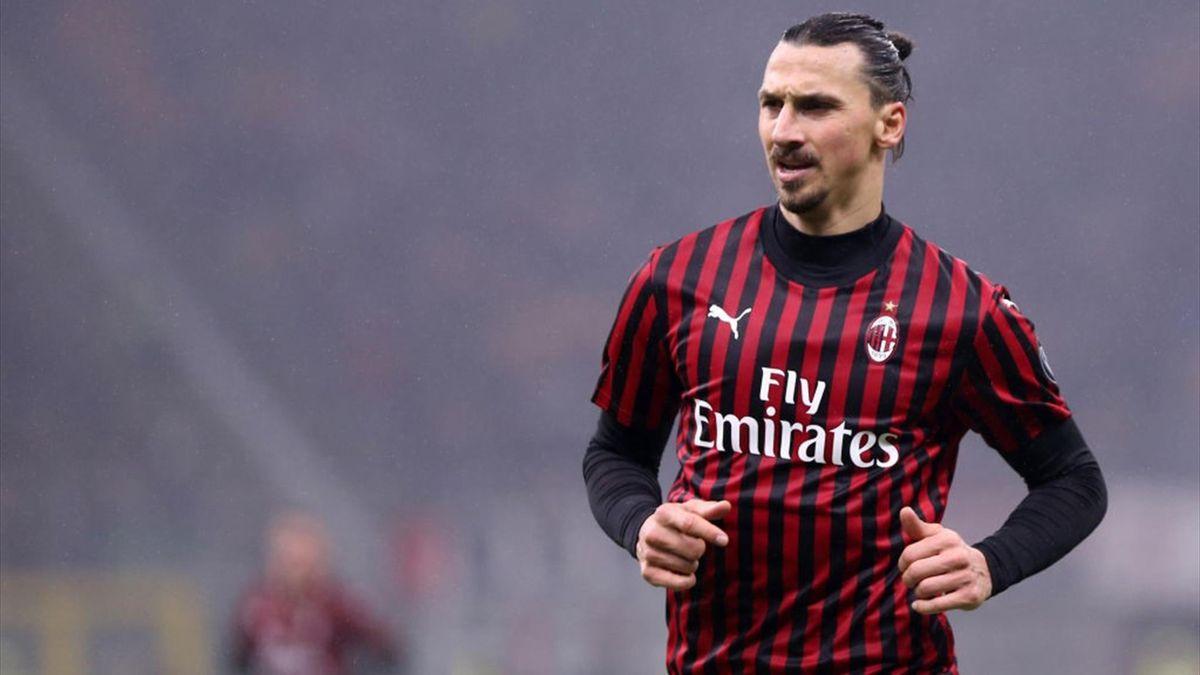 Zlatan Ibrahimovic a revenit la AC Milan în perioada de transferuri din iarnă