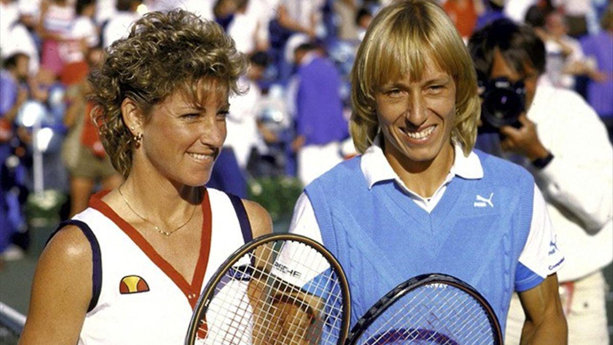 #MeciuriMemorabile și o rivalitate memorabilă: Navratilova Evert