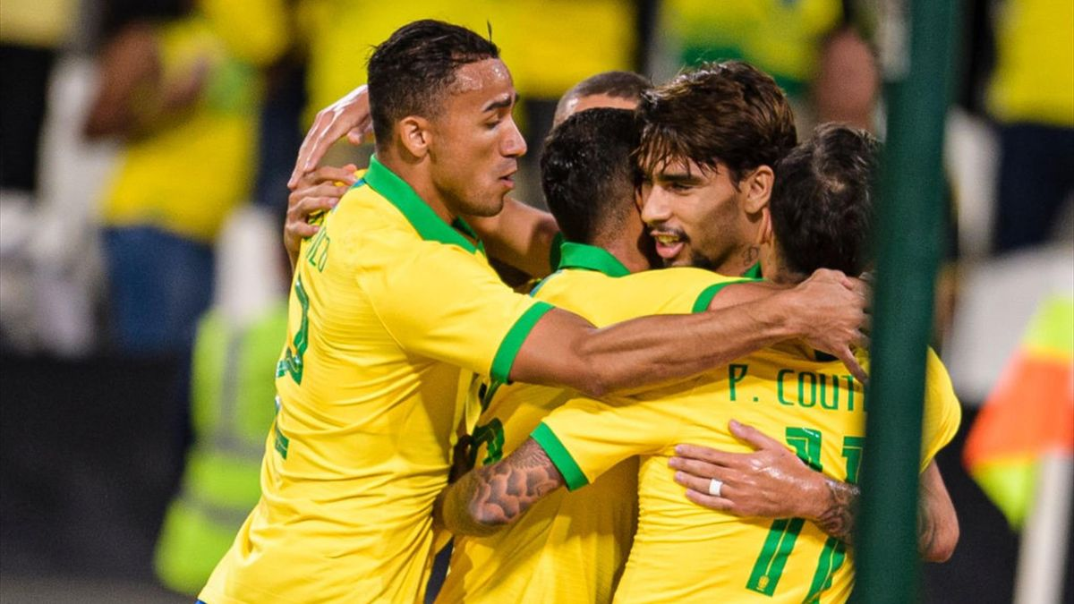 Paquetà - Brazil-Korea Republic - Friendly 2019 - Getty Images
