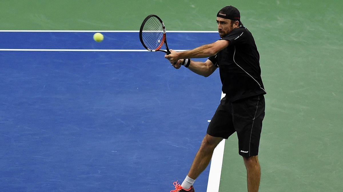 Benjamin Becker erreicht das Viertelfinale