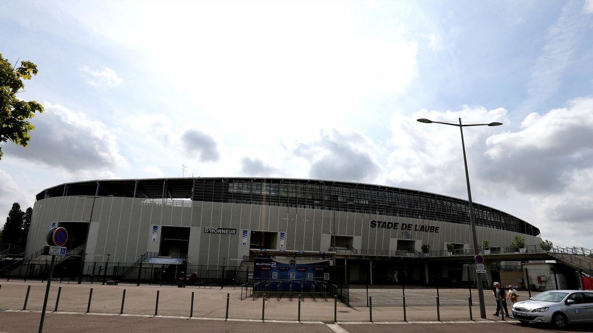 Stade de l'Aube (Troyes) / Ligue 1