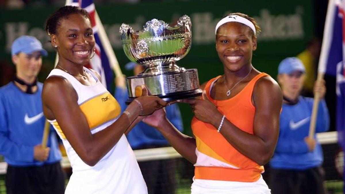 #MeciuriMemorabile Australian Open: Serena Williams - Venus Williams, 2003