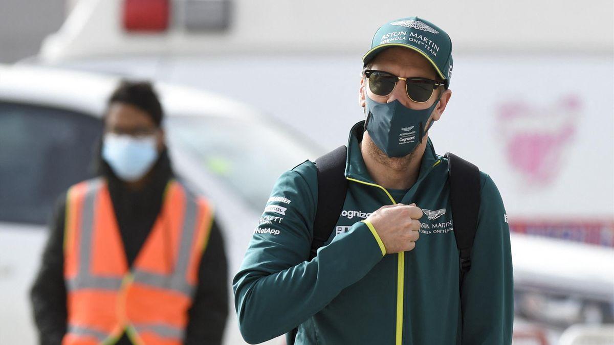 Sebastian Vettel wurde im ersten Saisonrennen nur 15.