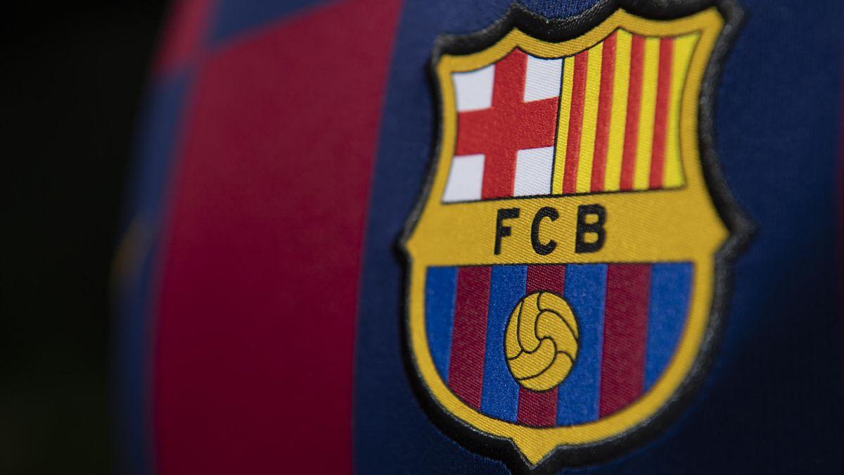 logo escudo Barcelona