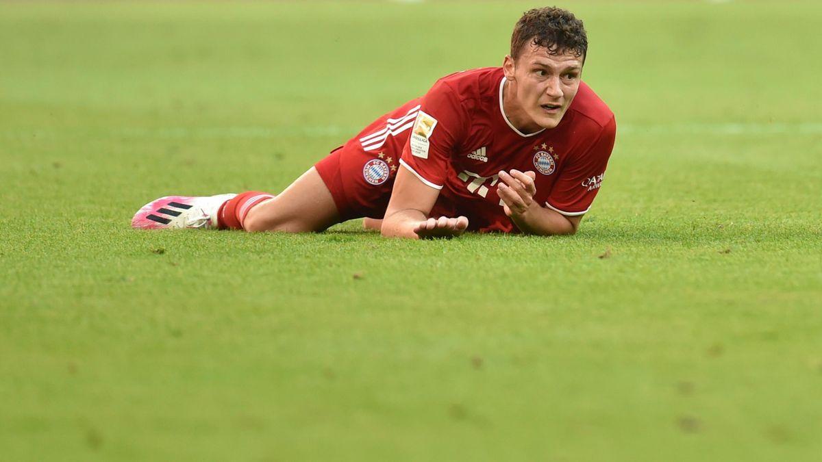 Benjamin Pavard - FC Bayern München