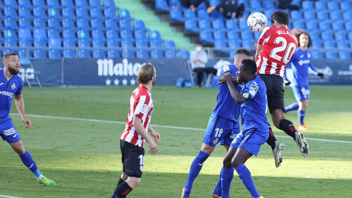Getafe-Athletic