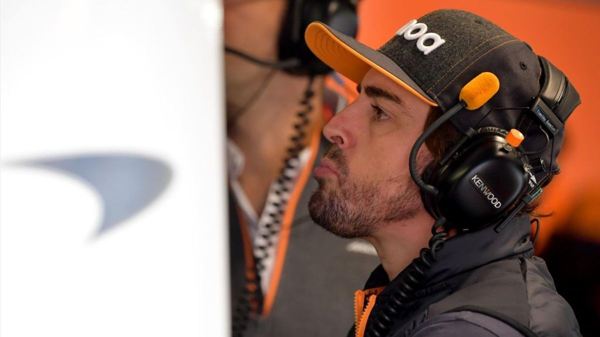 Fernando Alonso 2019 - Getty Images
