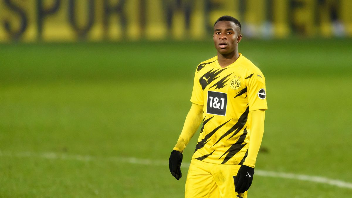 Youssoufa Moukoko fehlt dem BVB gegen den VfL Wolfsburg