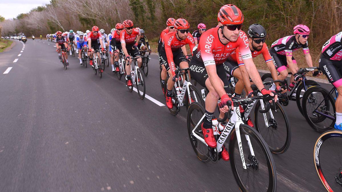 L'équipe Arkea-Samsic invitée sur le 105e Tour des Flandres.