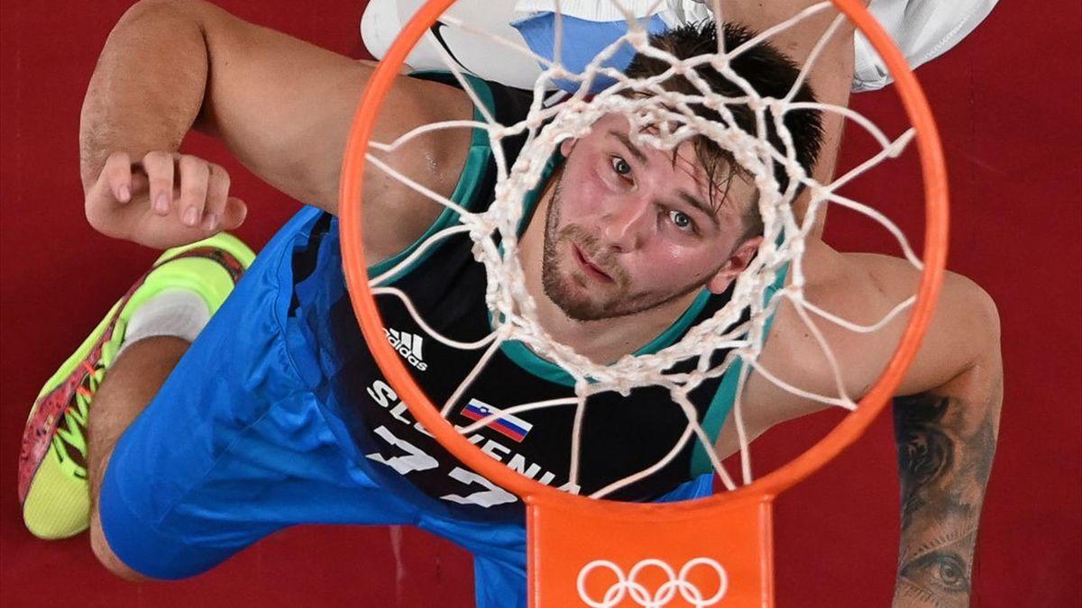 Tokio 2020 | Samenvatting Slovenië - Argentinië eerste ronde olympisch basketbaltoernooi