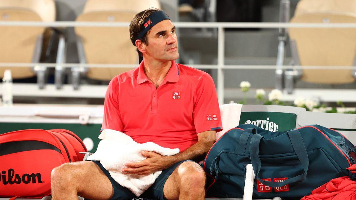 Kritische Worte von Roger Federer