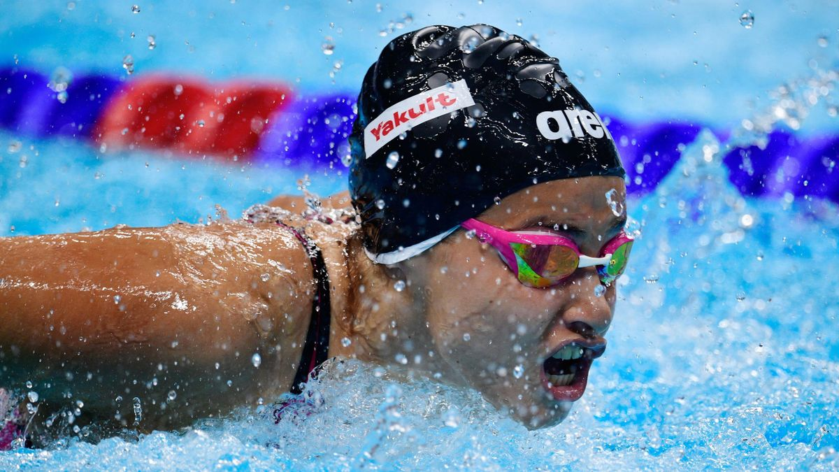 Yusra Mardini wurde vom Deutschen Schwimm-Verband zur Olympia-Qualifikation in Berlin eingeladen