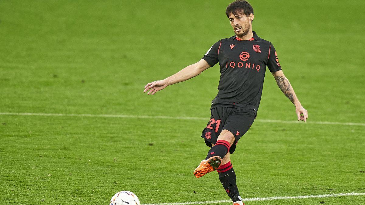 David Silva (Real Sociedad)