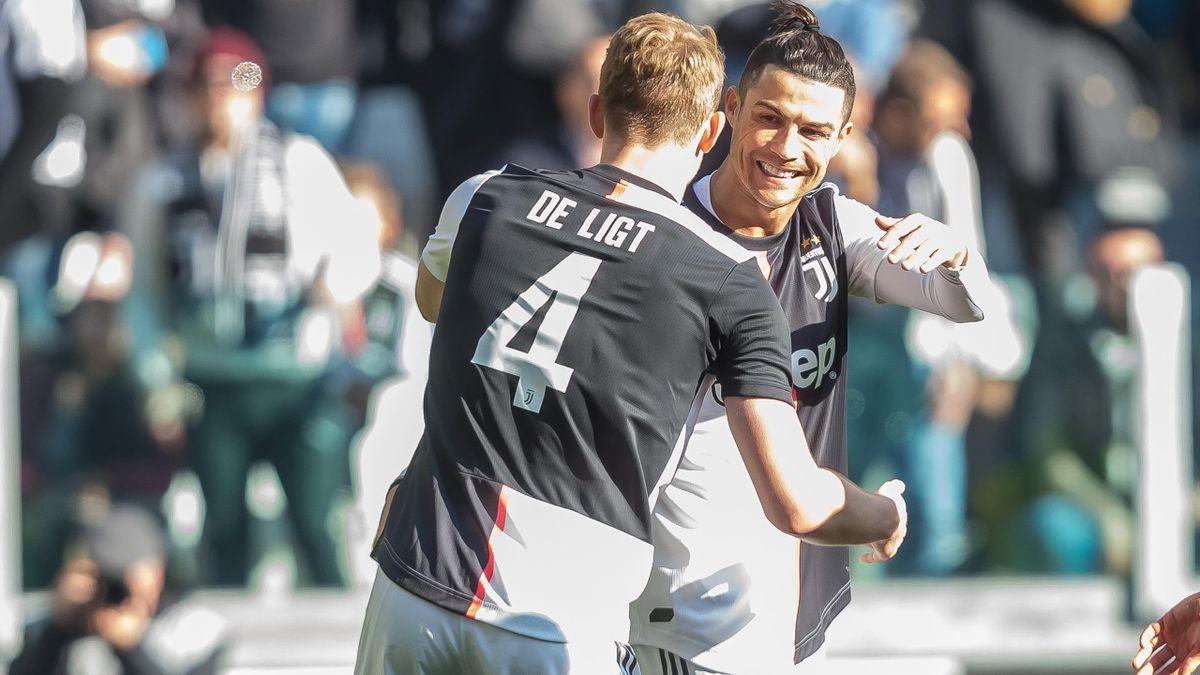 După Ronaldo și De Ligt, Tonali e viitorul mare pariu al lui Juventus